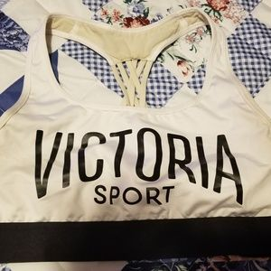 Ladies Victoria's Secret Sports Bra Size Small